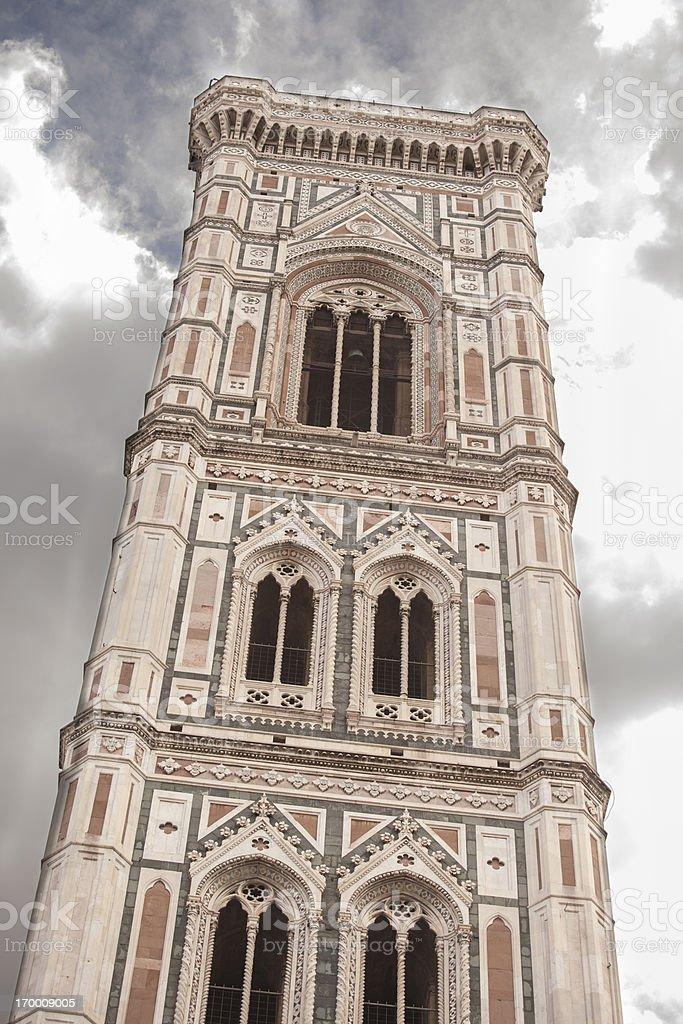 Duomo of florence stock photo