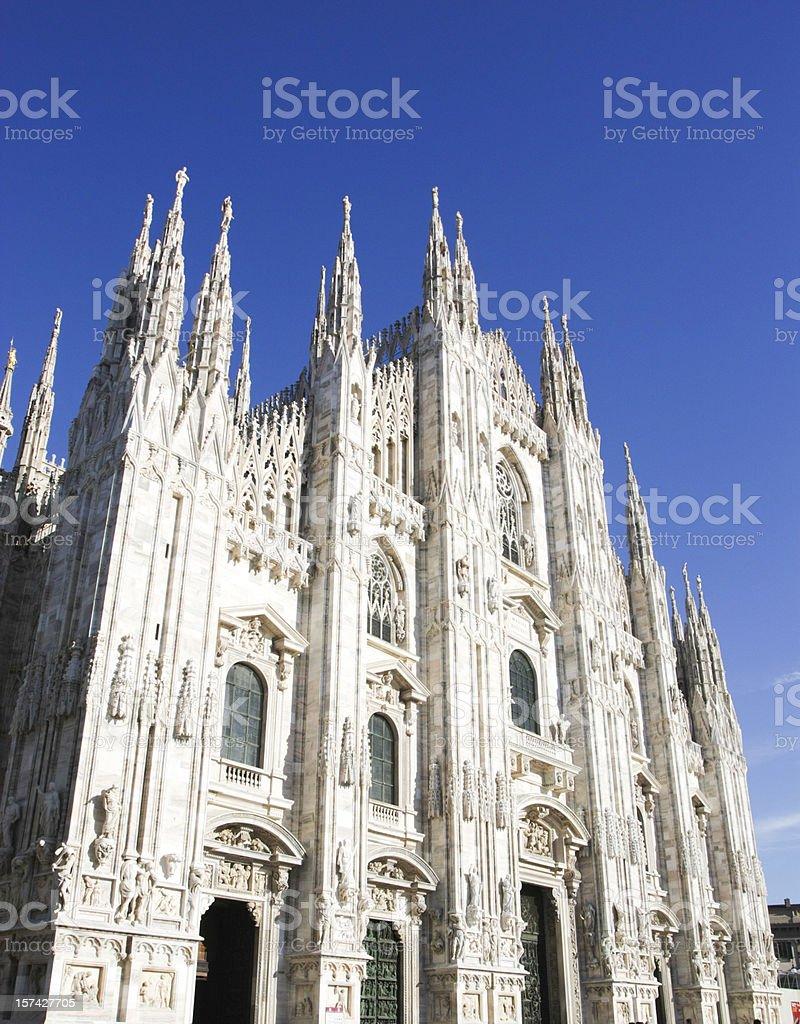 Duomo royalty-free stock photo
