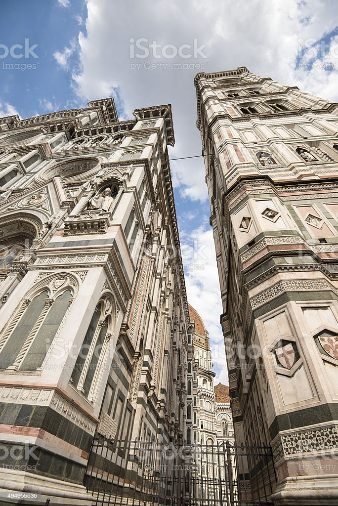 Duomo stock photo