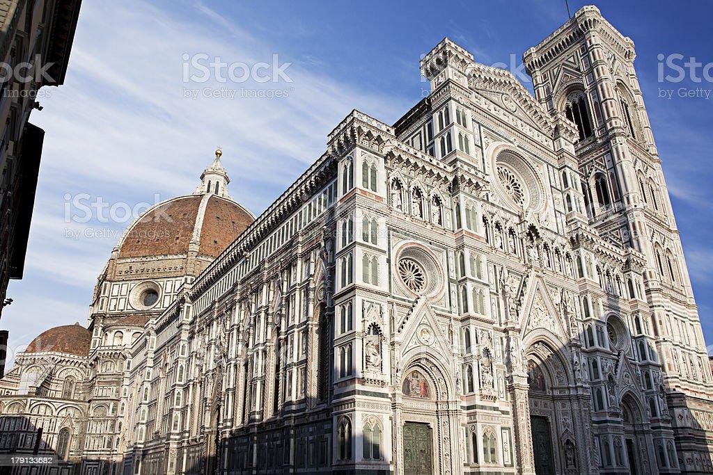 Duomo Santa Maria Del Fiore. Florence, Italy royalty-free stock photo
