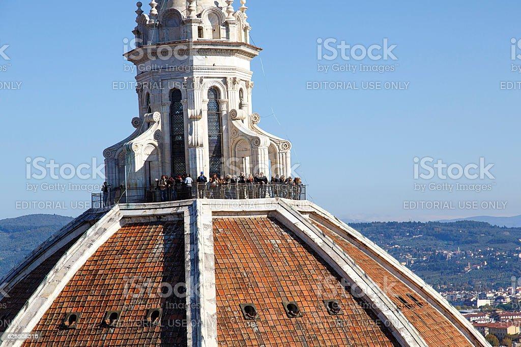 Duomo Santa Maria Del Fiore - Florence stock photo