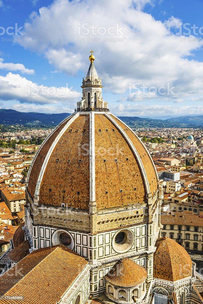 Duomo Santa Maria Del Fiore, Florence, Tuscany, Italy royalty-free stock photo