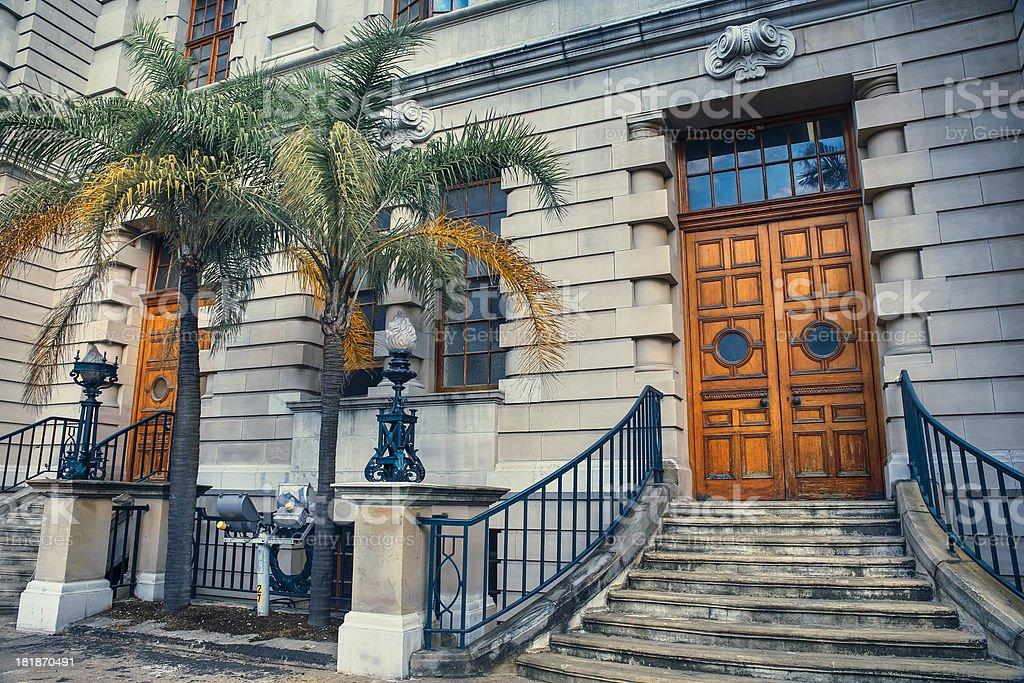 Durban City Hall stock photo