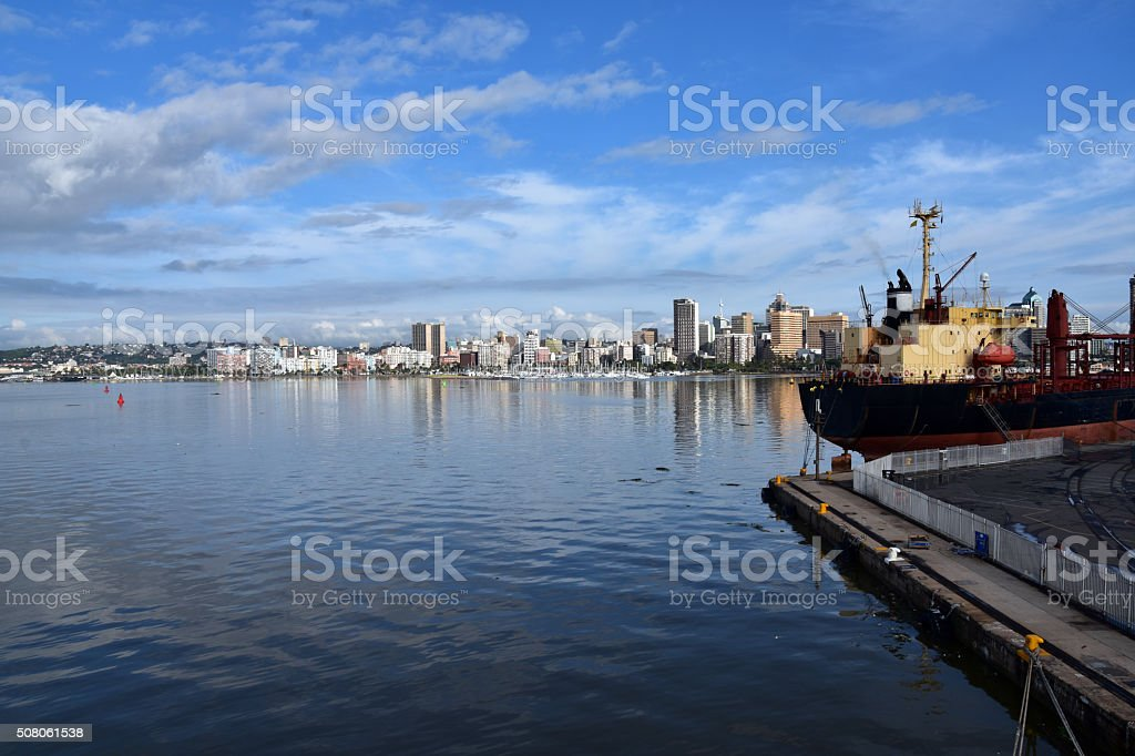 Durban South Africa stock photo
