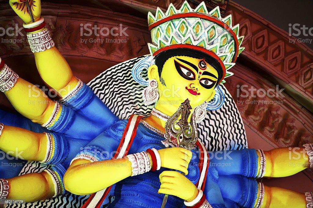 Durga Puja Festival stock photo