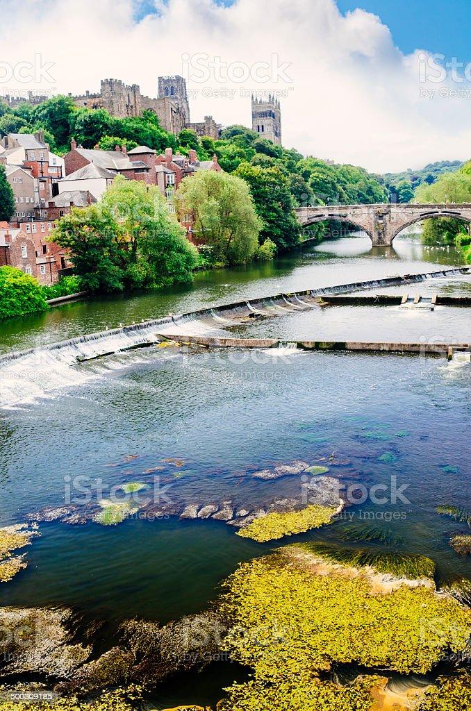 Durham, England stock photo