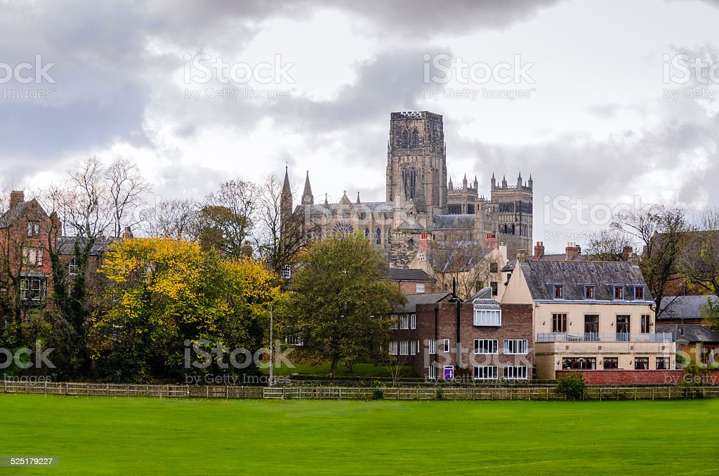 Durham - land of legends stock photo