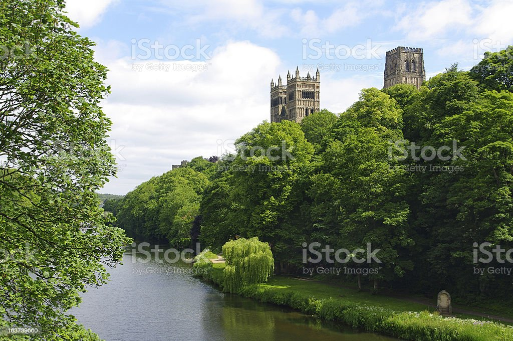 Durham royalty-free stock photo