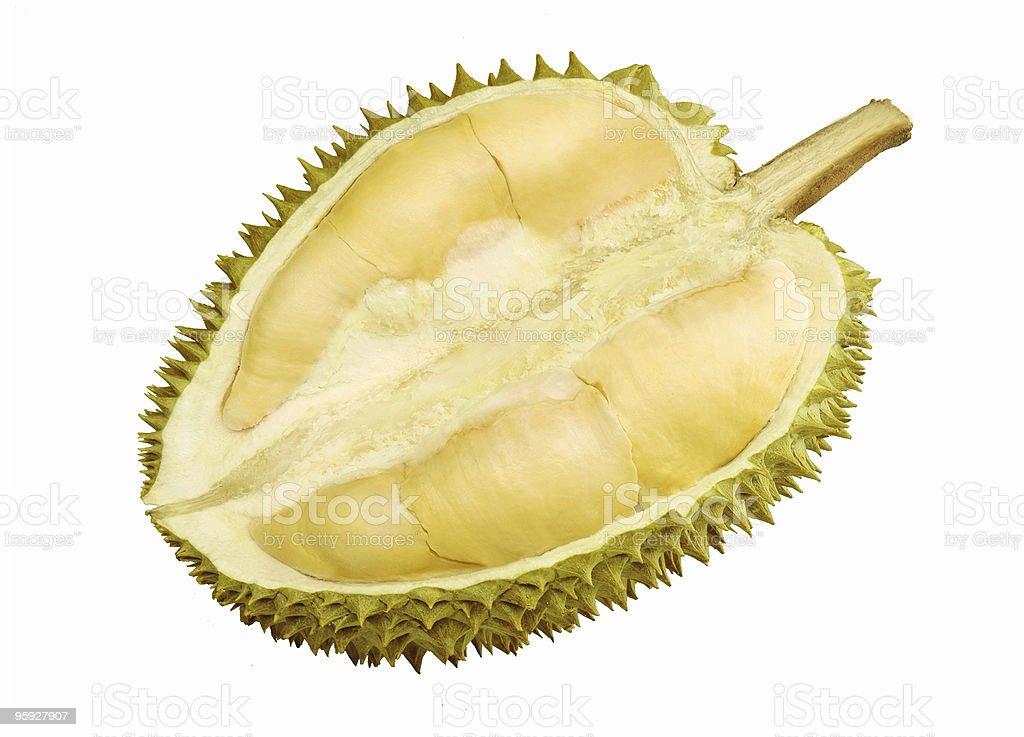 Durian royalty-free stock photo
