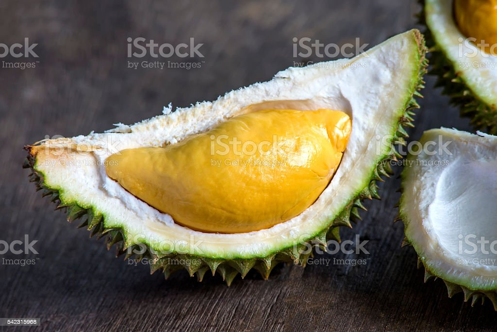 Durian,Thailand stock photo