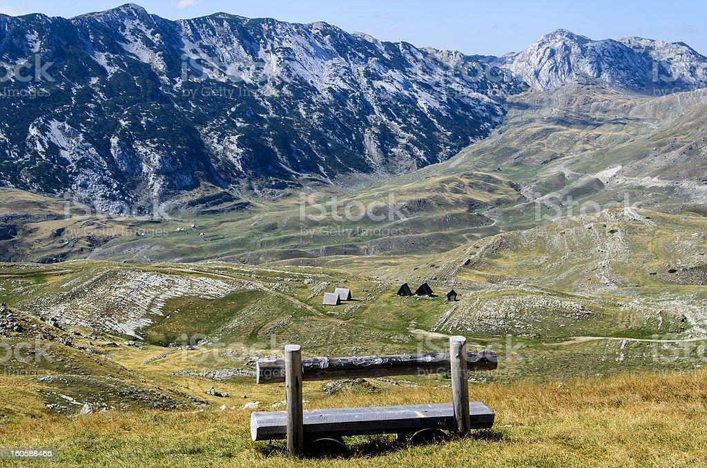 Durmitor, Montenegro royalty-free stock photo