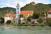 Durnstein, Wachau, Upper-Austria, Austria