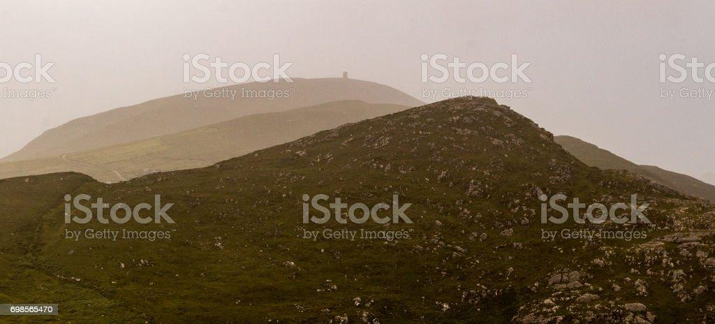 Dursey Island stock photo