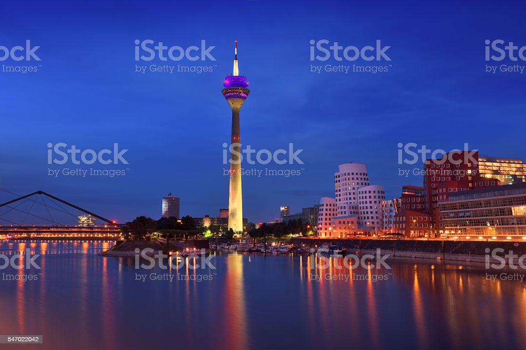 Dusseldorf, Germany stock photo