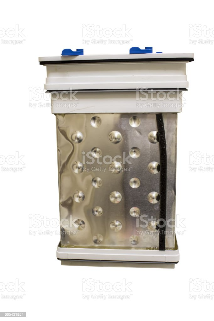 Dust filter drying machine for laundry stock photo