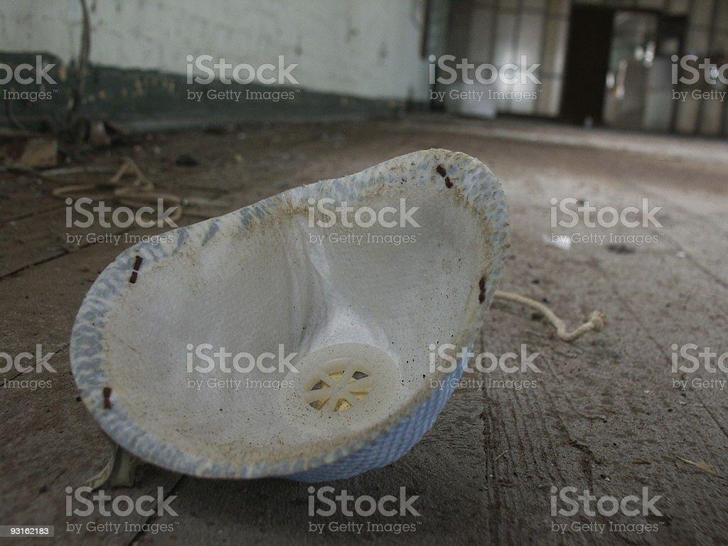 Dust Mask royalty-free stock photo
