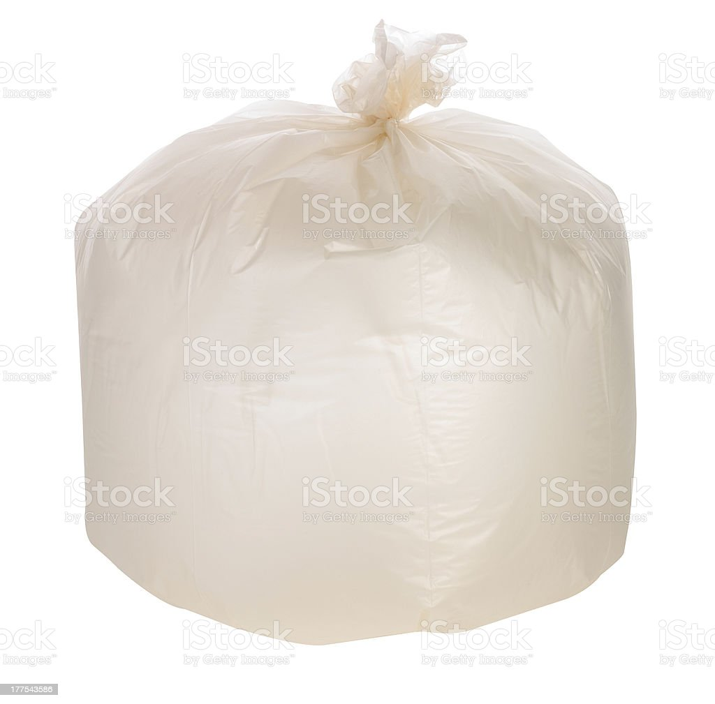 dustbin liner royalty-free stock photo