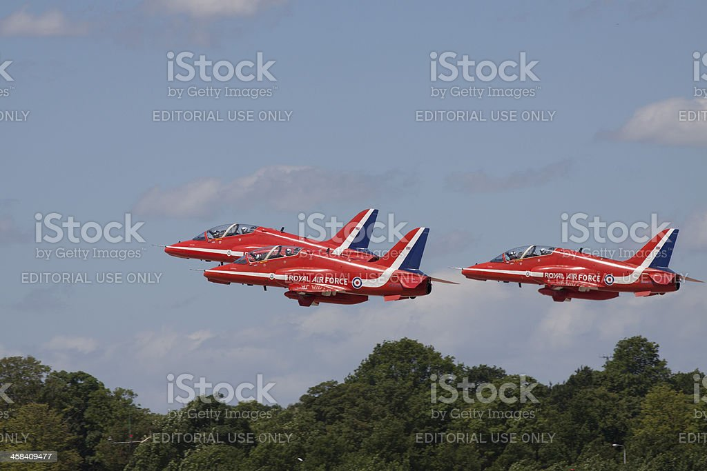 Dutch airshow royalty-free stock photo