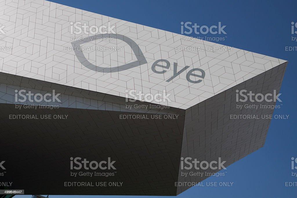 Dutch architectuur. stock photo