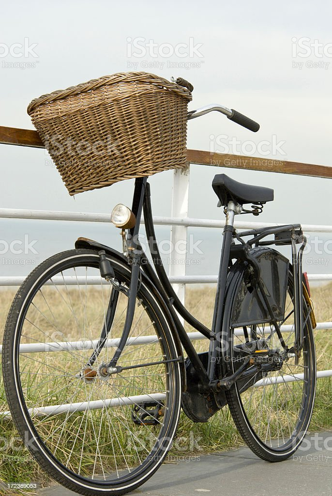 Dutch Bicycle royalty-free stock photo