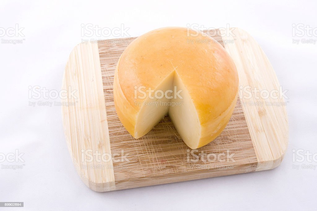Dutch cheese royalty-free stock photo