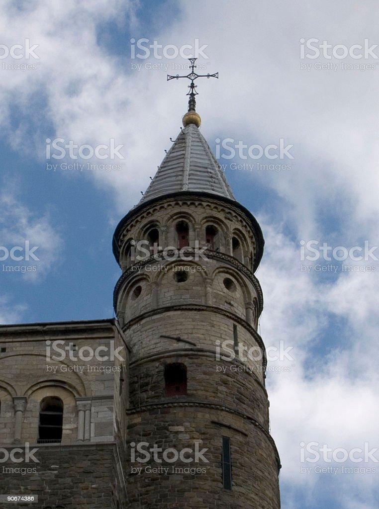 Dutch Church royalty-free stock photo