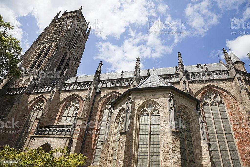 Dutch church # 3 XXXL stock photo
