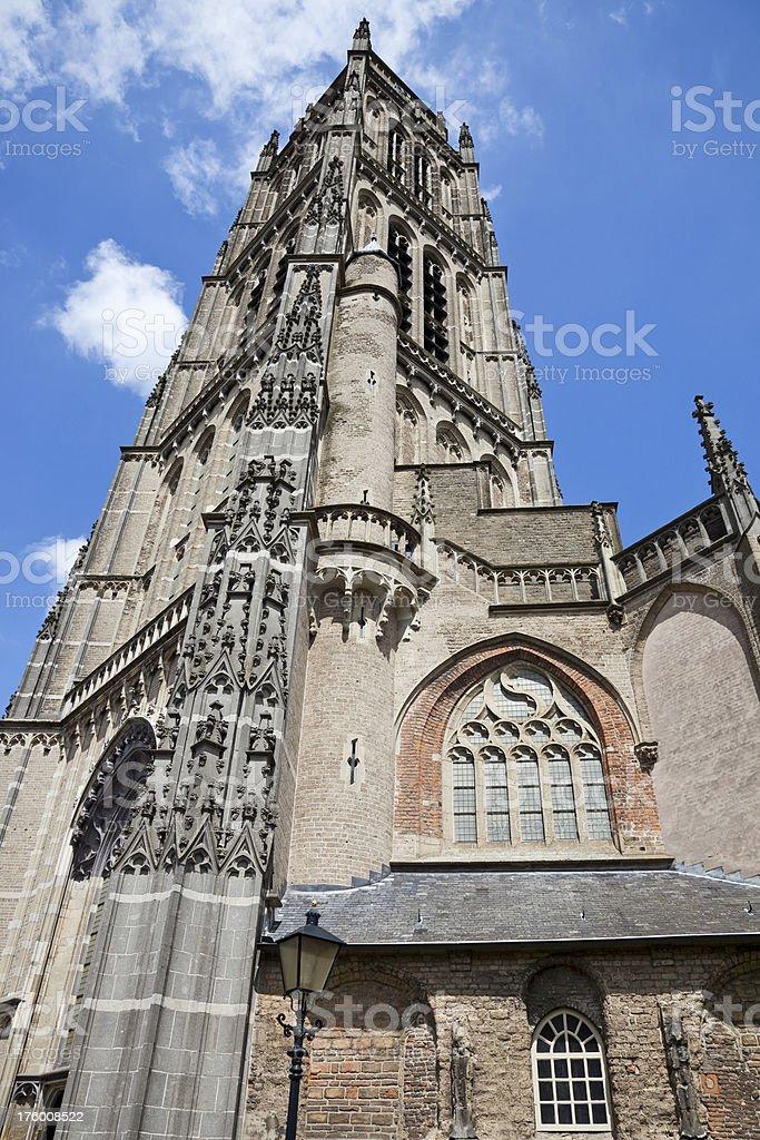 Dutch church # 5 XXXL stock photo