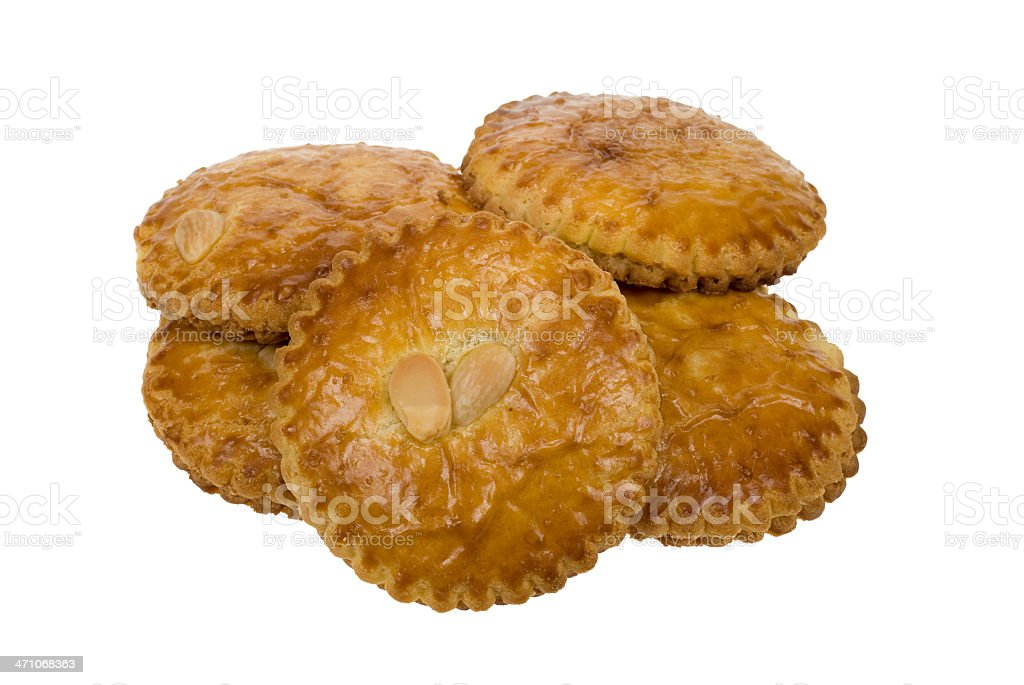 dutch cookie royalty-free stock photo