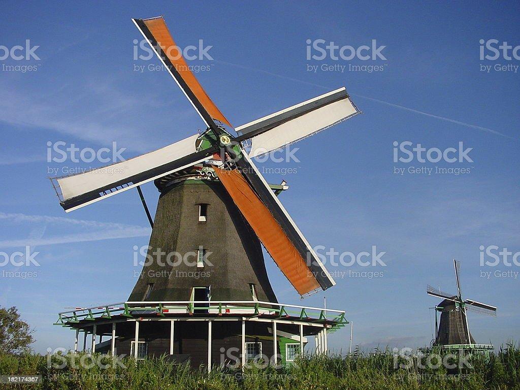 dutch energy III stock photo