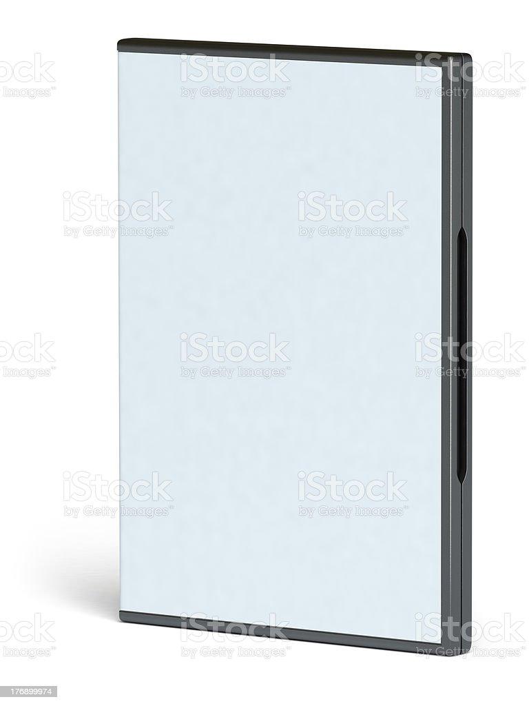 dvd case stock photo