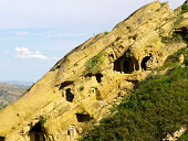 Dwelling caves