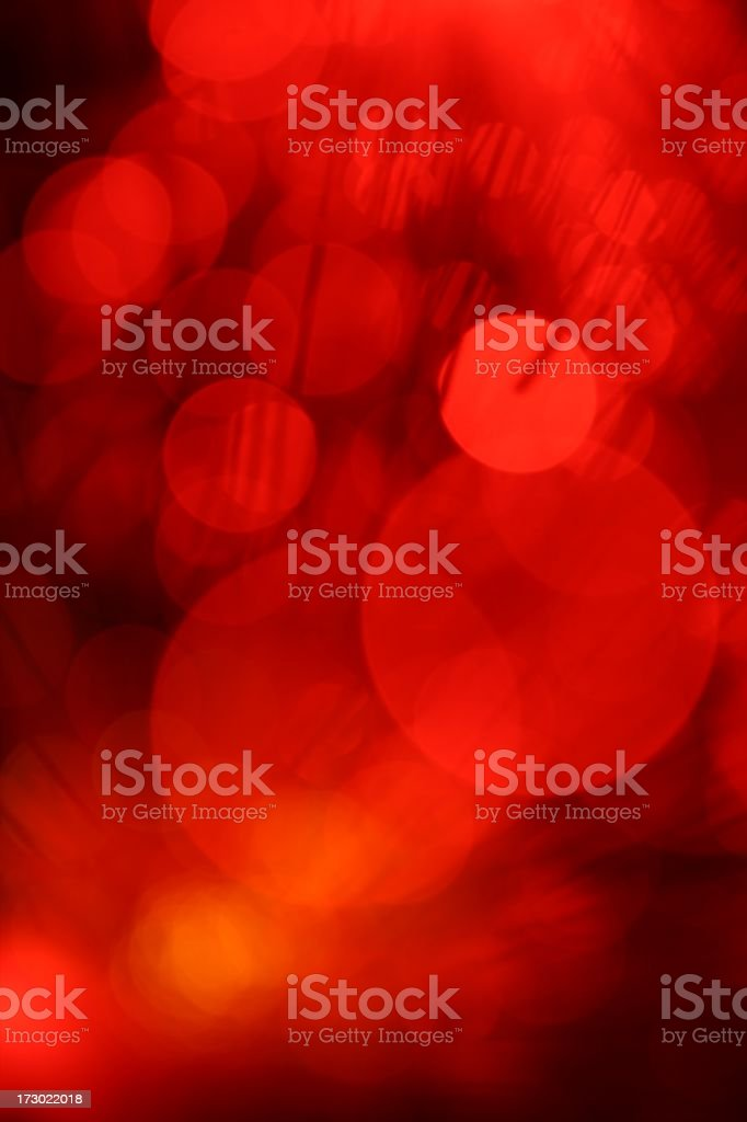 XXXL Dynamic Red Light Background royalty-free stock photo