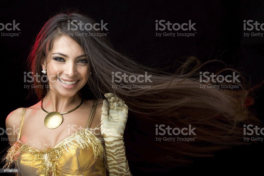 Dynamism royalty-free stock photo