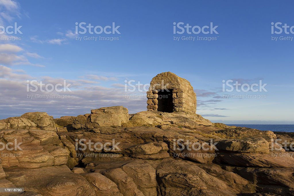 Dynamite hut2 royalty-free stock photo