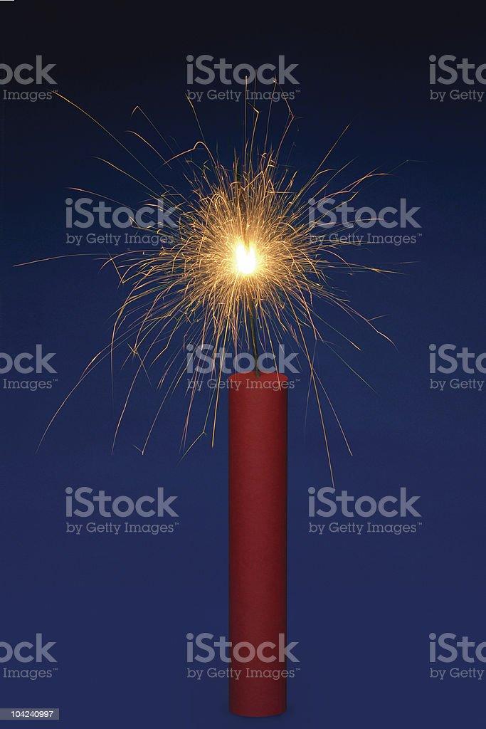 Dynamite stock photo