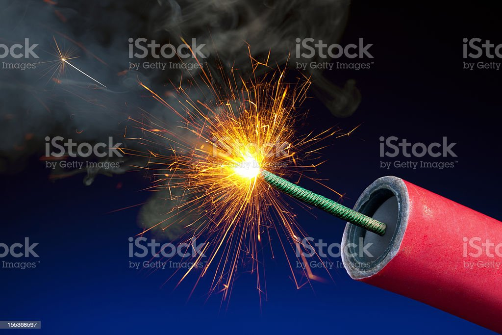TNT, Dynamite! stock photo