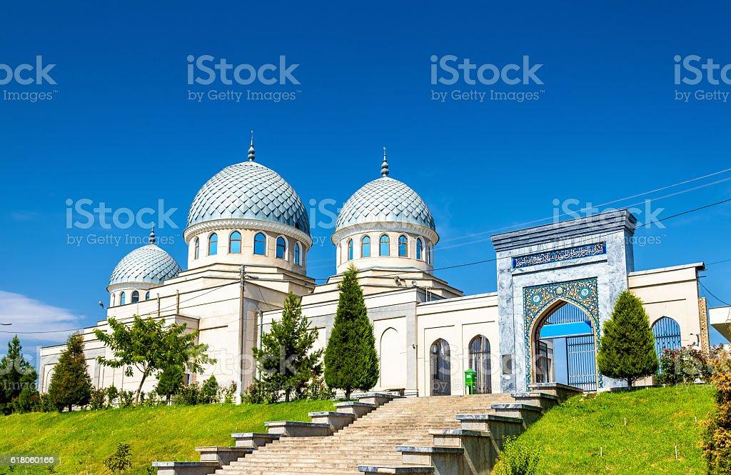 Dzhuma Mosque in Tashkent - Uzbekistan stock photo