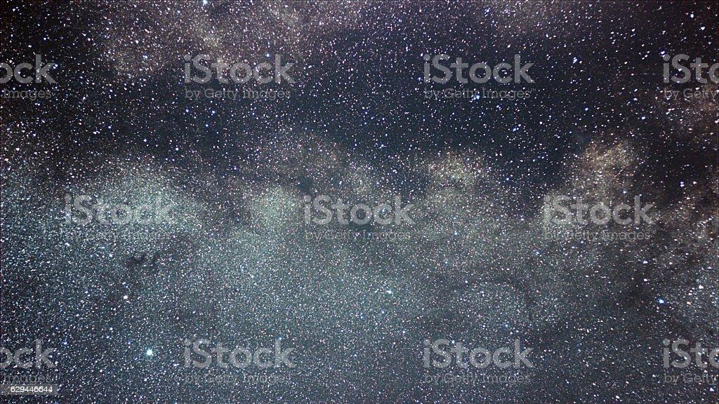 Eagle constellation Beautiful night sky. Milky Way Aquila constellation stock photo