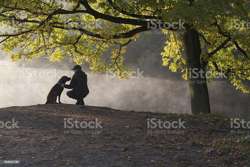 Early autumn stock photo