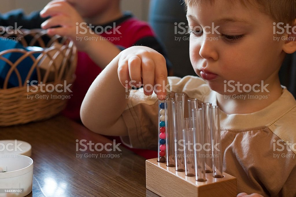 early education royalty-free stock photo
