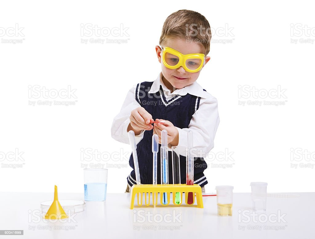 Early education royalty-free stock photo