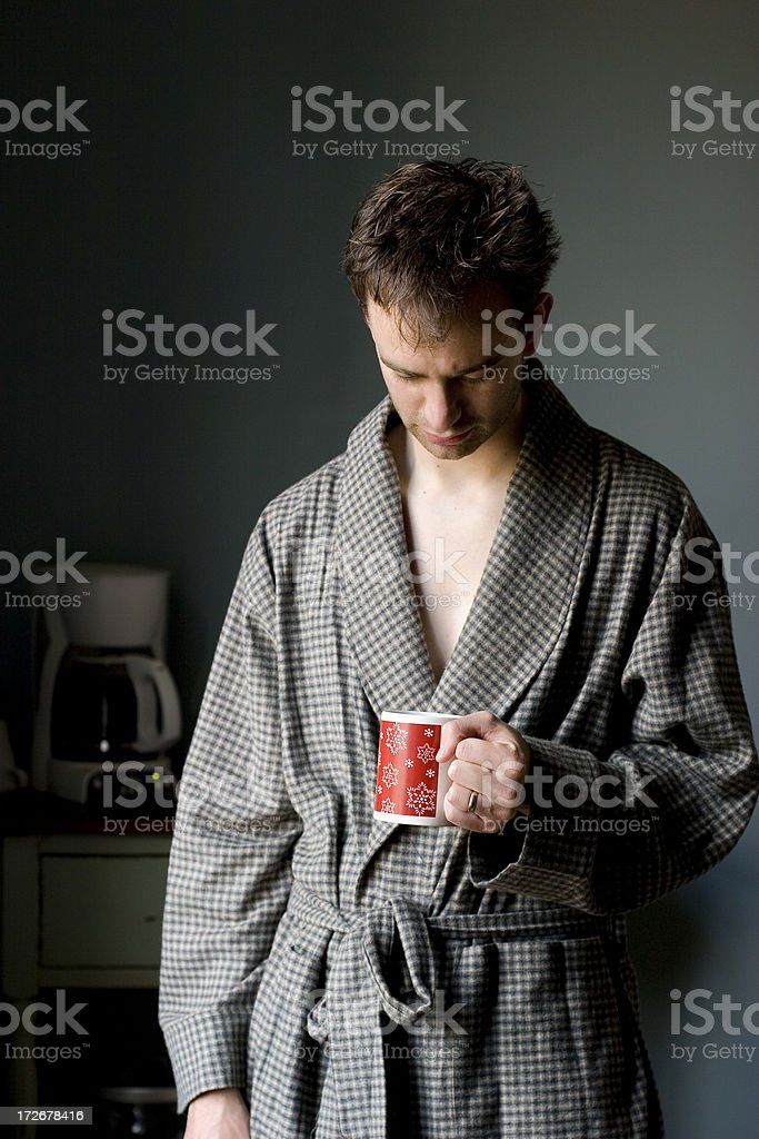 early morning cup royalty-free stock photo
