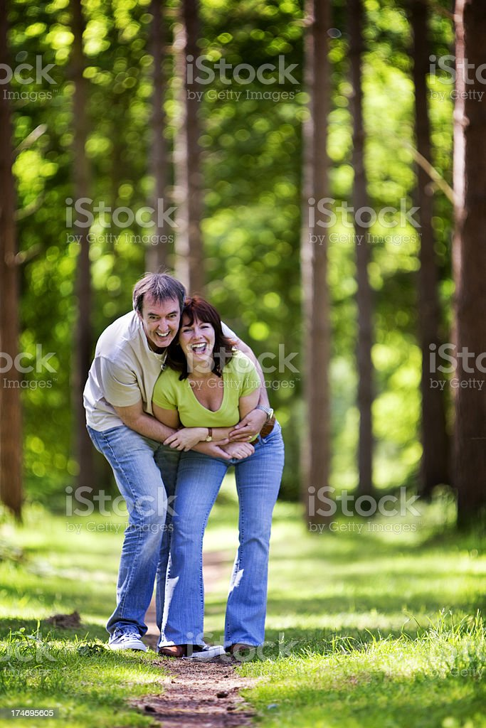 early retirement: carefree stock photo