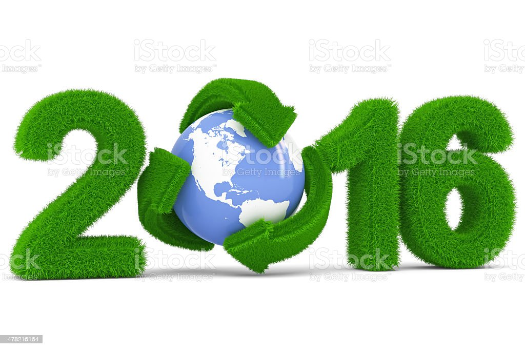 Earth Day 2016 stock photo