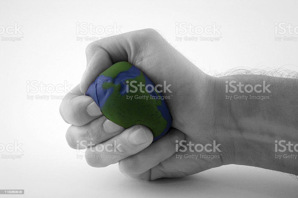 Earth day / environment series (I) stock photo