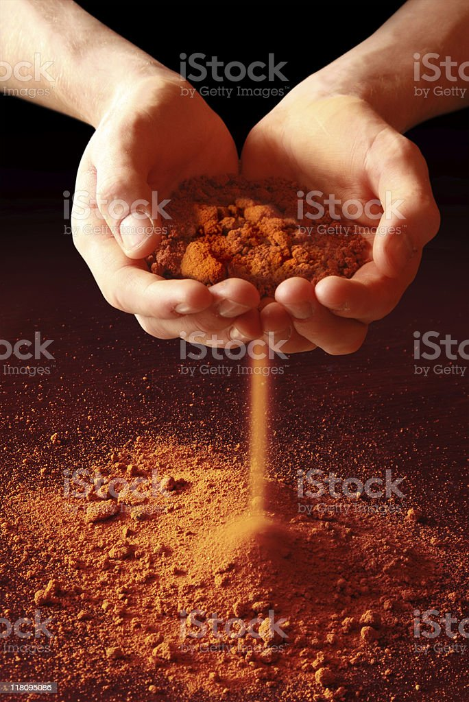 Earth Element royalty-free stock photo