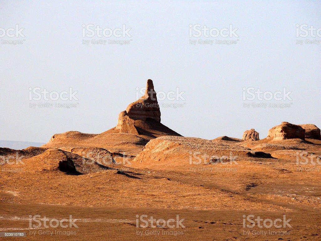 Terre doigt photo libre de droits
