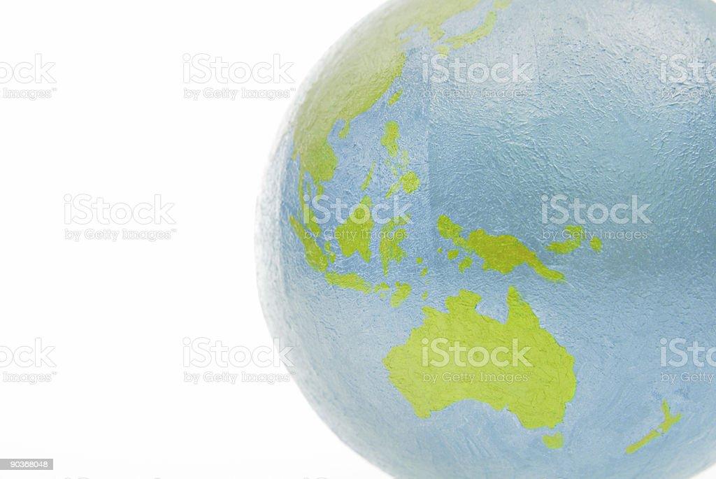 Earth royalty-free stock photo