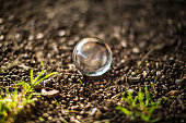 earthen floor bubble
